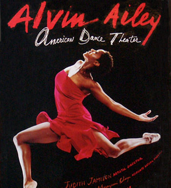 Alvin Ailey Poster