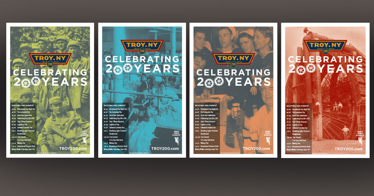 Troy200 Posters