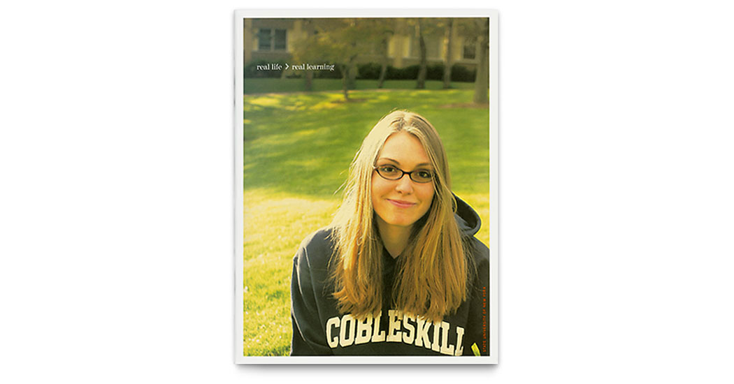 Cobleskill Viewbook cover