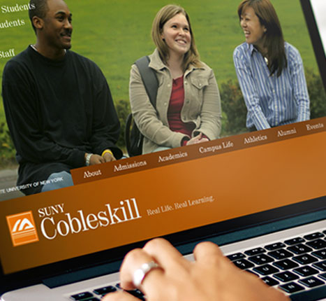 Cobleskill Website