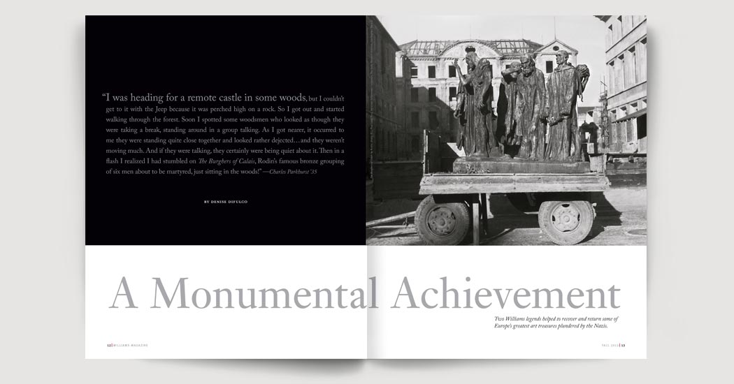 Monuments Men feature
