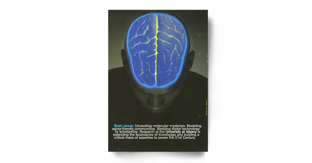 Brain Power Brochure cover