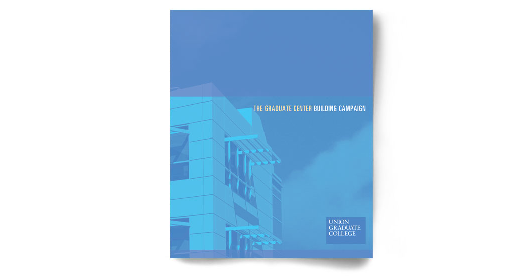 UGC Building Campaign cover