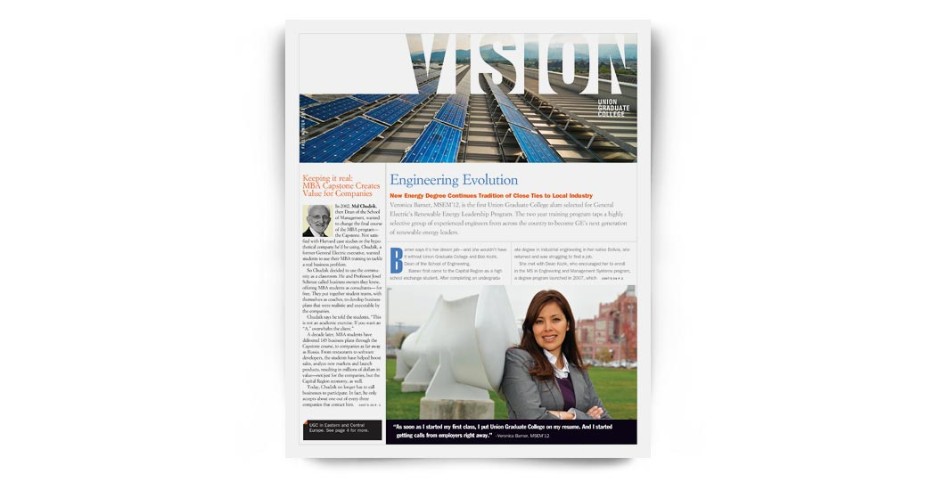 UGC Newsletter cover