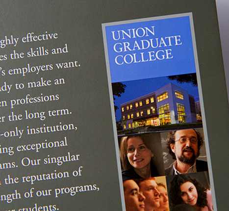 Union Graduate College brochure